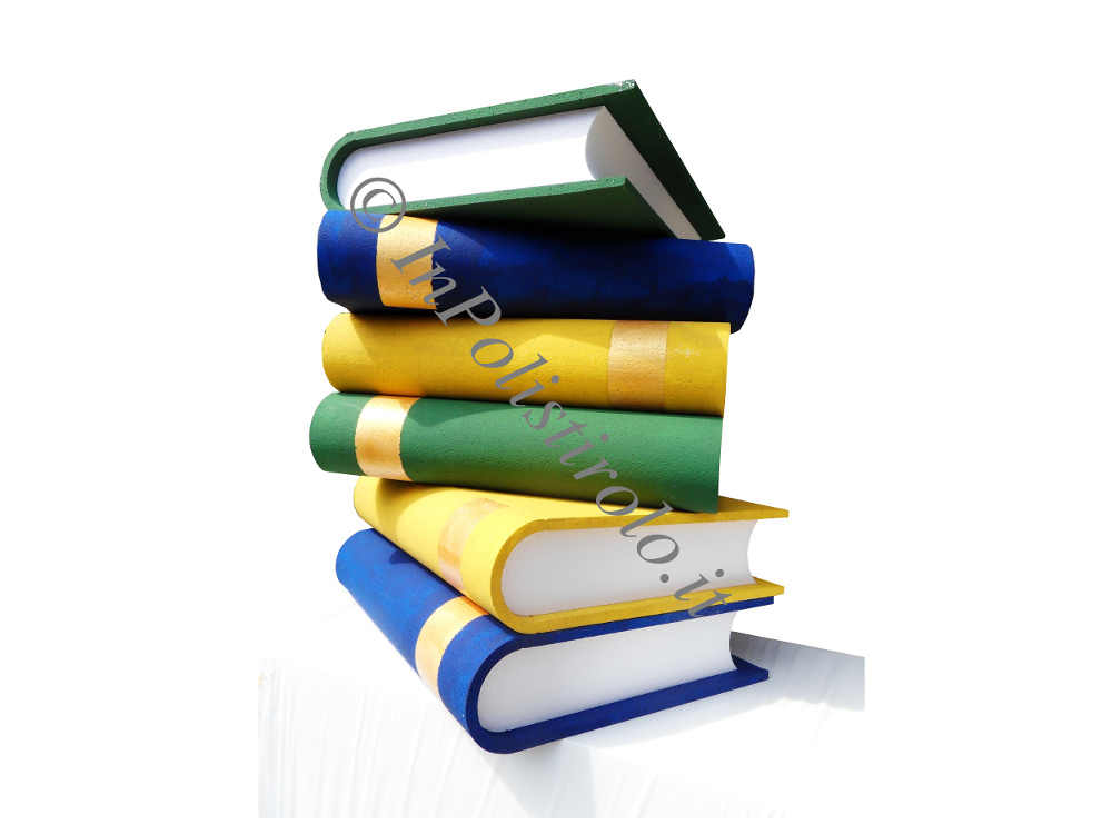 libri polistirolo inpolistirolo