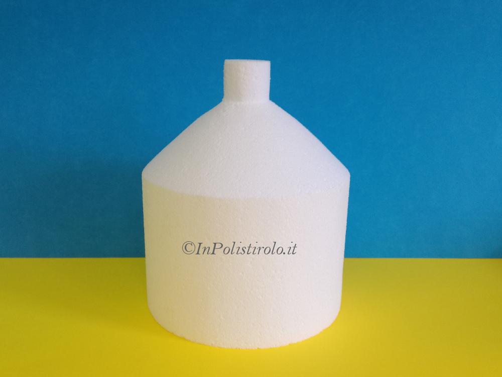 bottiglia 3d eps inpolistirolo