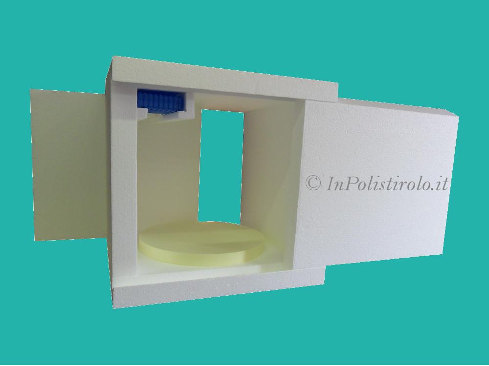 scatole portatorta termiche inpolistirolo