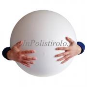 sfera grande polistirolo
